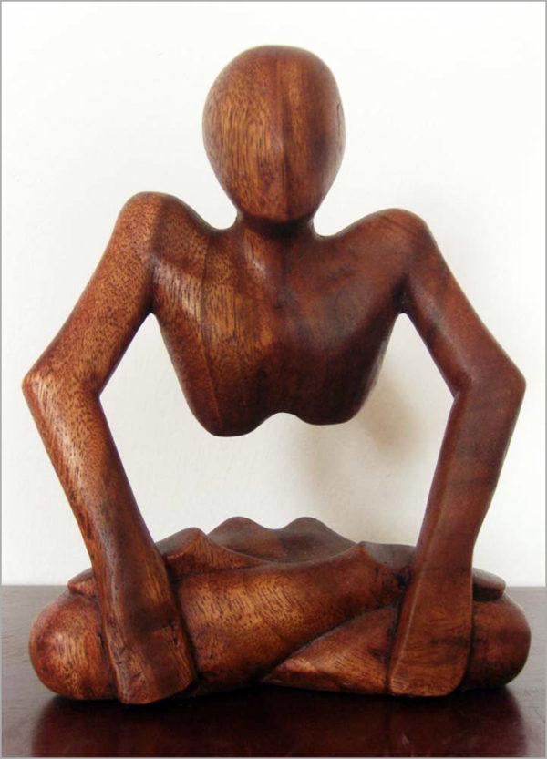 Holzfigur aus Bali - Ganesha Online Shop