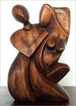 Holzfigur aus Bali - Online Shop