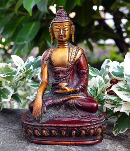 Buddha Messing Statue