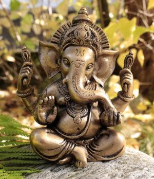 Ganesha Messing Statue Online Shop