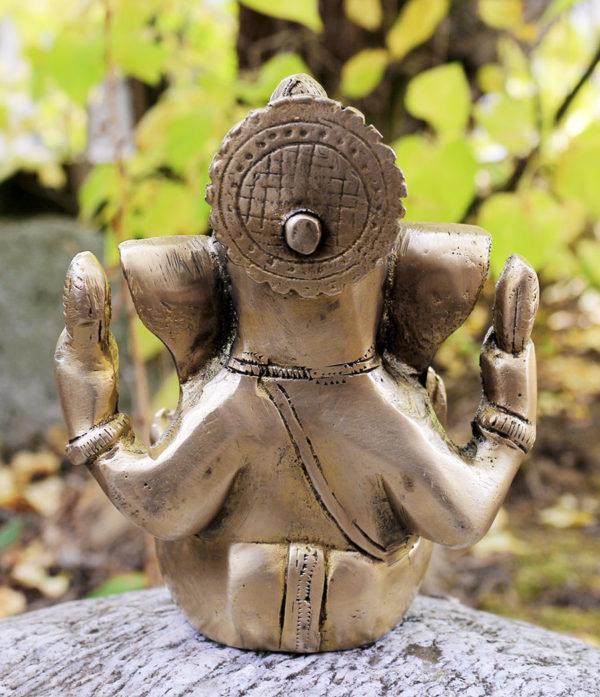 Messing Ganesha aus Indien - günstig kaufen