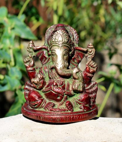 Ganesha Messing Statue im Onine Shop kaufen
