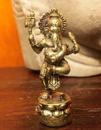 Kleiner Tanzender Ganesha im Ganesha Online Shop