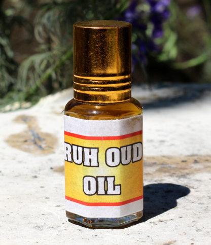 Ruh Oud Parfum aus Pushkar Indien