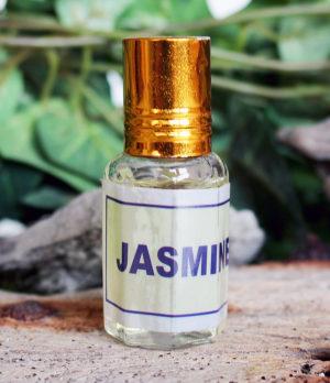 Jasmin Parfum aus Indien im Ganesha Online Shop