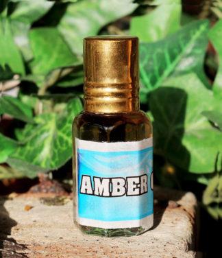 Amber Parfum aus Indien im Ganesha Online Shop