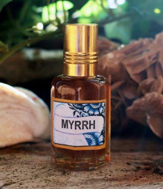Myrrhe Parfum-Magic of India - S K.Expo