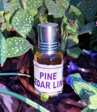 Pinie Zedern Limone Parfum aus Pushkar Indien