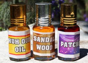 Parfum aus Indien
