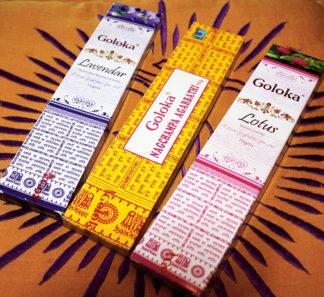 Räucherstäbchen aus Indien