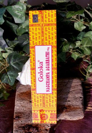 Nag Champa Agarbathi Räucherstäbchen Online kaufen