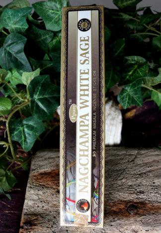 pPure Weißer Salbei Räucherstäbchen
