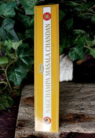 Sandelholz Chandan Räucherstäbchen aus Indien
