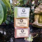 Ätherische Seifen aus Indien im Ganesha Online Shop