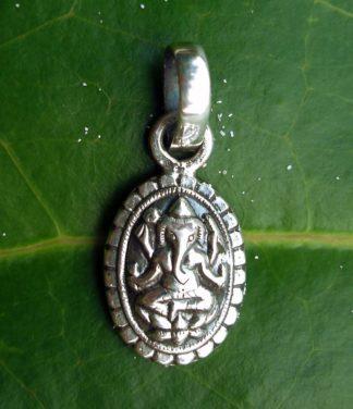 Ganesha Silber Anhänger