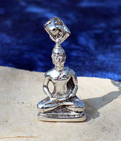 Buddha Silber Anhänger