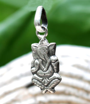 Ganesha Silber Anhänger günstig im Online Shop kaufen