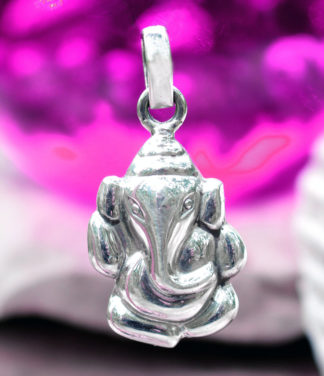 Ganesha Silber Anhänger im Online Shop kaufen