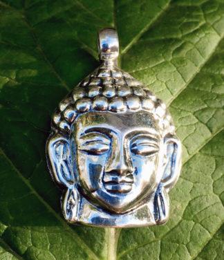 Buddha Silberanhänger aus Indien im Ganesha Online Shop