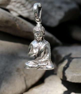 Buddha Silberanhänger online kaufen