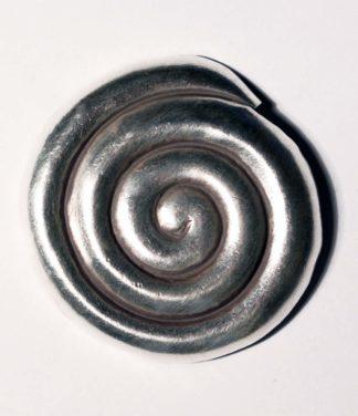 Spirale Silber Anhänger