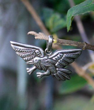 Adler Silber Anhänger