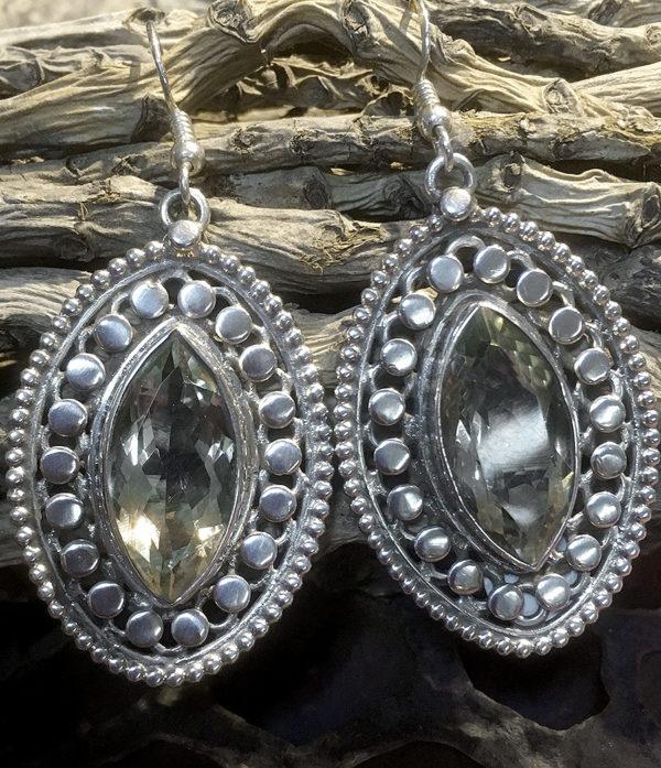 Ohrringe mit Citrin kaufen im Ganesha Online Shop