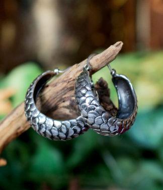 Kreolen Silber Ohrringe online kaufen