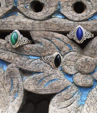 Feine Silberringe aus Indien im Ganesha Online Shop