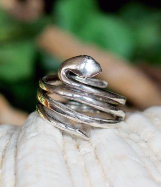 Silber Schlangenring online kaufen