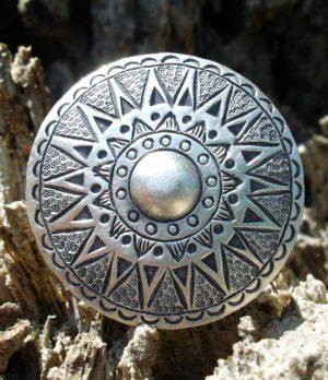 Silberring aus Chiang Mai