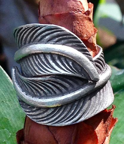Silberring aus Thailand - Chiang Mai