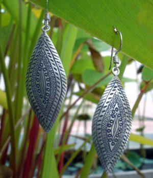Ohrringe aus Thailand