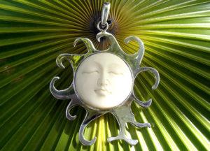 Silberschmuck aus Bali
