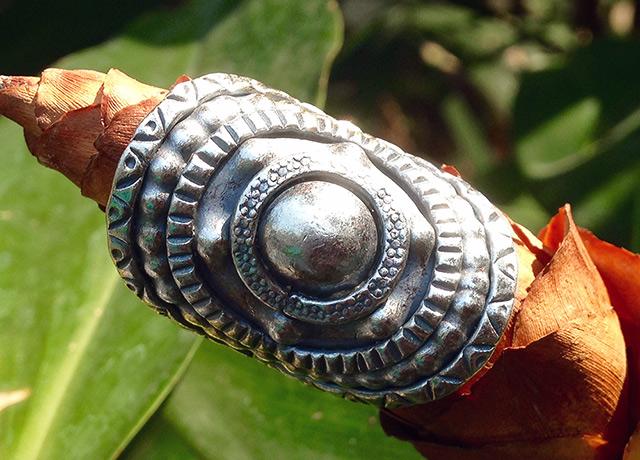 Silberschmuck aus Thailand