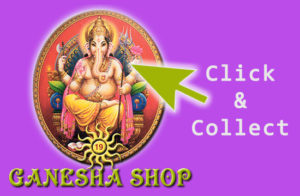 Click & Collect Ganesha Online Shop Fürth